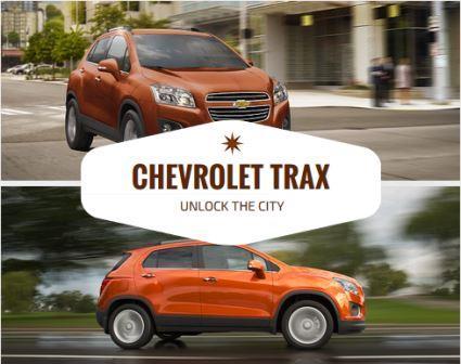 Spesifikasi dan Harga Chevrolet Trax 2016